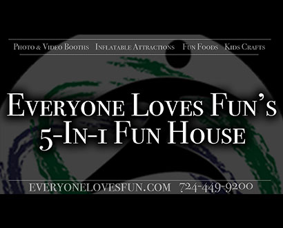 5-in-1 Fun House