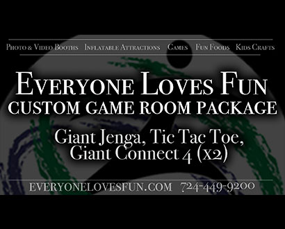 Game Room Package Titles