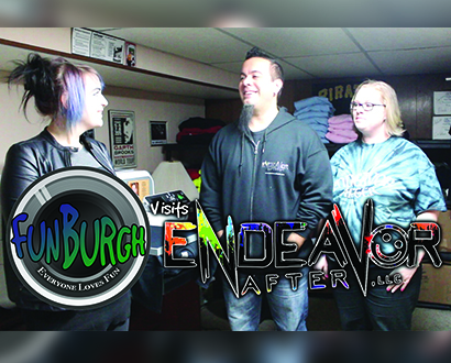 FunBurgh Visits Endeavor After LLC