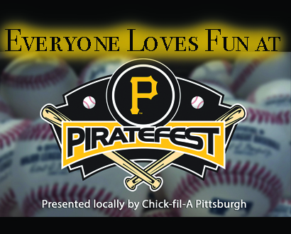 E.L.F. at Pirate Fest Logo