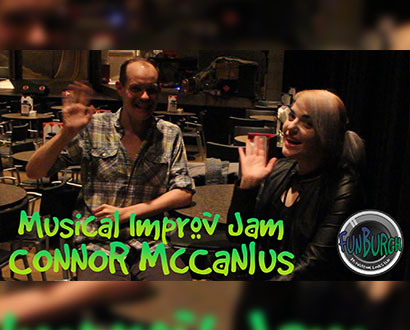 FunBurgh: Musical Improvsburgh Jam with Connor McCanlus
