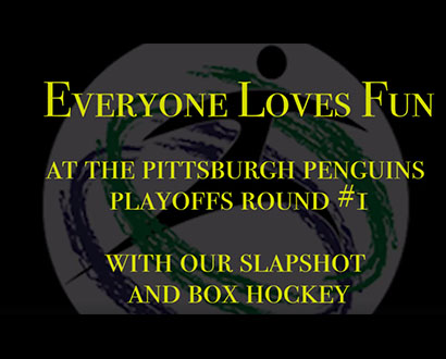 Everyone Loves The Pens!!! Playoffs Round #1