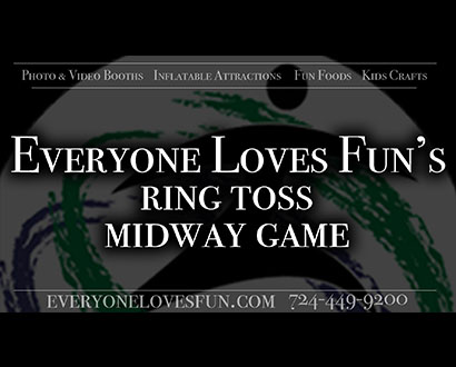 Ring Toss Midway Game