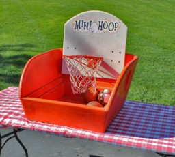 Basketball Midway Game