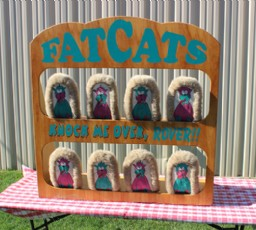Fat Cats Midway Game