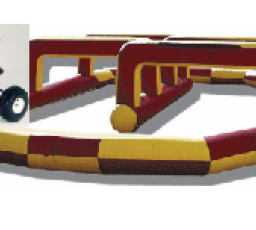 Inflatable Racing Track