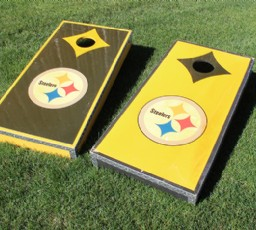 Cornhole Steelers